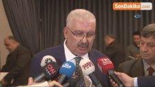 MHP'li Yalçın'dan 'İttifak' Açıklaması