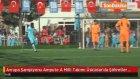 Avrupa Şampiyonu Ampute A Milli Takımı Üsküdar'da Şöhretler Takımına Karşı Maç Yaptı
