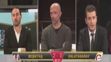 Cenk, Tosic ve Negredo'nun Gollerinde Gs TV (Beşiktaş 3-0 Galatasaray)