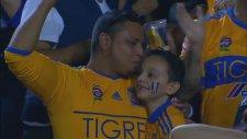 Gignac Ve Enner Valencia Coştu! Tigres 3-0 Club America (Özet)