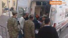 Ağrı Cezaevinde Askerler Metan Gazından Zehirlendi