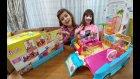 Barbie Ada Macerası Havuzlu Villa Keyfine Dönüşen Jeep, Toys Unboxing, Oyuncak
