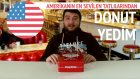 Amerika'nın En Sevilen Tatlılarından Donut'ı Yedim - Krispy Kreme