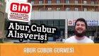 BİM'de Abur Cubur Alışverişi | Abur Cubur Gurmesi