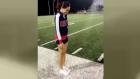 Bu kızın yaptığına kimse inanamadı
