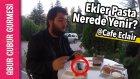 Ekler Pasta Nerede Yenir? @Cafe Eclair | Abur Cubur GUrmesi