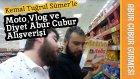 Kemal Tuğrul Sümer'le Moto Vlog ve Diyet Abur Cubur Alışverişi (Part 1)