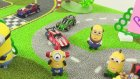 Minyonlar ve Oyuncak Arabalar - Banana (Muz) Grev  - (Minions And Banana Strike)