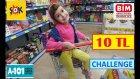 10 Tl İle En Güzel Alışverişi Kim Yapacak, Şok Bim A-101 İstediğini Al
