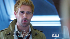 DC's Legends of Tomorrow 3. Sezon 10. Bölüm Fragmanı