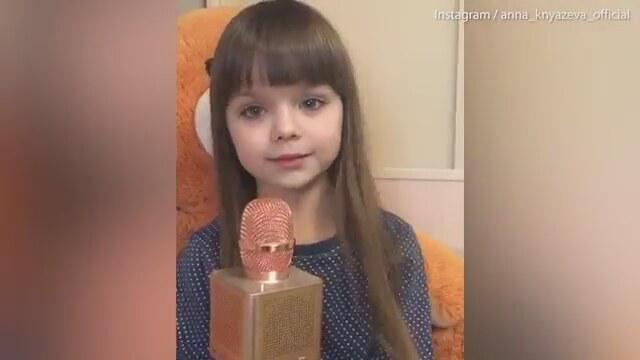Dunyanin En Guzel Kiz Cocugu Anastasia Knyazeva Izlesene Com