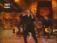 Kubat - Dertli Saz (1998 Eurovision Türkiye Ulusal Finali)