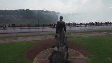 Neden Niagara Şelalesi Önünde Nikola Tesla Heykeli Var?