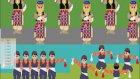 Oynaya Oynaya Gelin Çocuklar Bir Dünya Bırakın Finale Nota Yazım Blok Flüt Notası Aykut Öğretmen