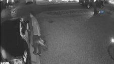 Polis Aracını Soyup Soğana Çeviren Hırsız