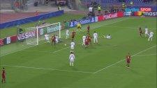 Roma 1-0 Karabağ (Maç Özeti - 5 Aralık 2017)