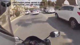 Türkiye'de Yaşanan Motosiklet Kavgaları, Ayna Kırma, Silah Çekme, Numara Alma #5