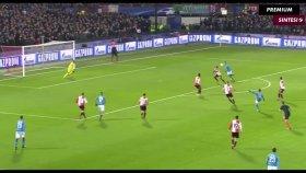 Feyenoord 2-1 Napoli (Maç Özeti - 06 Aralık 2017)