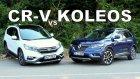 Honda CR-V vs Renault Koleos | Karşılaştırma