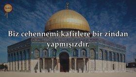 Kudüs İçin - Ebubekir Şatıri (İsra Suresi 1-9) | fussilet Kuran Merkezi