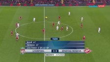 Liverpool 7-0 Spartak Moskva (Maç Özeti - 06 Aralık 2017)