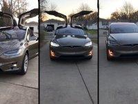 Mutlu Noeller Demeye Çalışan Tesla