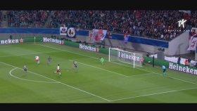 Tolga Zengin'in Tarihe Geçen Performansı L Leipzig 1-2 Beşiktaş L Performans Özeti