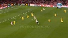 Arsenal 6-0 Bate Borisov (Maç Özeti - 07 Aralık 2017)