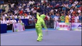 DÜnya Wushu Şampiyonu- Elif Akyüz