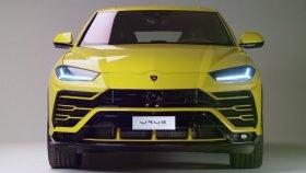 Dünyanın İlk Süper SUV'u Lamborghini URUS