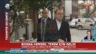 Fatih Terim-Bosna Hersek Görüşmesi Başladı