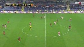 Medipol Başakşehir 2-1 Braga (Maç Özeti - 7 Aralık 2017)