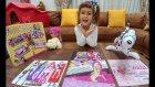 Elif Barbie Puzzle Yapıyor