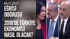 2018'de Türkiye Ekonomisi Nasıl Olacak? - Eğrisi Doğrusu 08.12.2017 Cuma