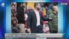 Beşiktaş Formasıyla Galatasaray Maçına Gelen Kadının Formasının Çıkartılması