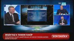 Beşiktaşın Rakibi Bayern Münih (Şampiyonlar Ligi 2.Tur)