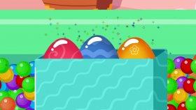 Bibabu Çizgi Film - Sürpriz Yumurtalar!
