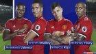 Manchester United 1-2 Manchester City (Maç Özeti - 10 Aralık 2017)
