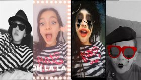 Melike ve Erenin Çok Gizli Komik Snapchat Videoları !! Tam Komedi