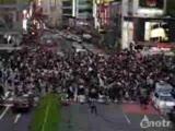 Japonyada Karşıdan Karşıya Geçme