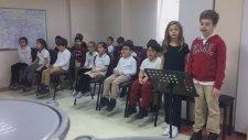 Ben Bir Uçurtmayım Çocuk Şarkısı Solistler Yağmur Cankul Mehmet Tanel Esen Müzik Öğretmeni