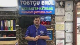 Tostçu Erol'un Web Sitesi Açması