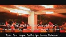 Cafe Tipi Açık Alan Isıtma