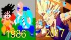 Dragon Ball Oyunları (1986-2017)