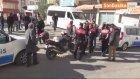 Hırsızlar Kaçtıkları Çalıntı Aracın Lastiği Patlayınca Polise Yakalandı