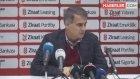 Şenol Güneş'ten Bayern Münih Cevabı: O Maçla İlgili Yorum Yapmayacağım