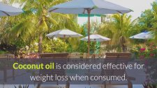 The Truth About Using Coconut Oil For Weight Loss Effectively