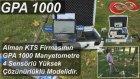 Toprakaltı Görüntüleme Radarı Gpa 1000, Gpa 1000 Toprakaltı Görüntüleme Cihazı Fiyatı