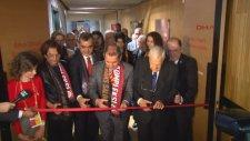 TT Stadı'nda Özhan Canaydın Konferans Salonu açıldı
