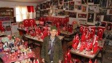 2 Bin Fotoğraf Biriktirip Atatürk Evi Açtı